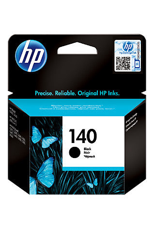 Ink Cartridge, HP 140 Black - Dolphin Stationers