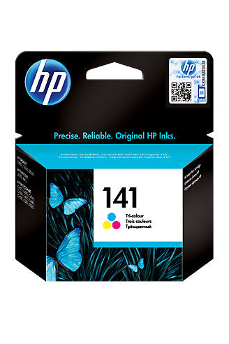 Ink Cartridge, HP 141 Tri Colour - Dolphin Stationers