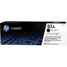 LaserJet Toner Cartridge, HP 83A Black - Dolphin Stationers