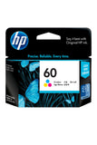Ink Cartridge, HP 60 Tri Colour - Dolphin Stationers