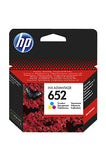 Ink Cartridge, HP 652 Tri Colour - Dolphin Stationers