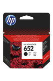 Ink Cartridge, HP 652 Black - Dolphin Stationers
