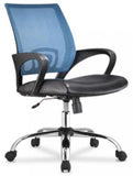 Medium back mesh Chair - Dolphin Stationers