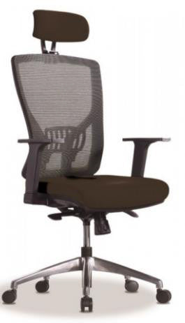 High back mesh Chair - Dolphin Stationers