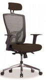 Chair, Medium Low Back Chair - Dolphin Stationers