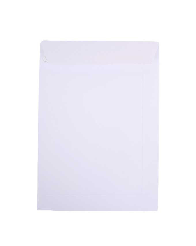 A5 White Peel & Seal Envelope - Dolphin Stationers