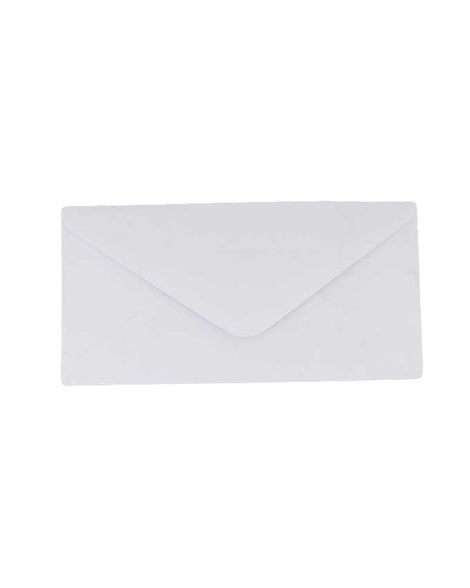 Envelope White C7/6, Window Banker - Dolphin Stationers