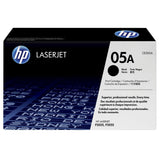 LaserJet Toner Cartridge, HP 05A Black - Dolphin Stationers