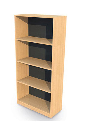 Open Cabinet, 4 Shelves - Dolphin Stationers