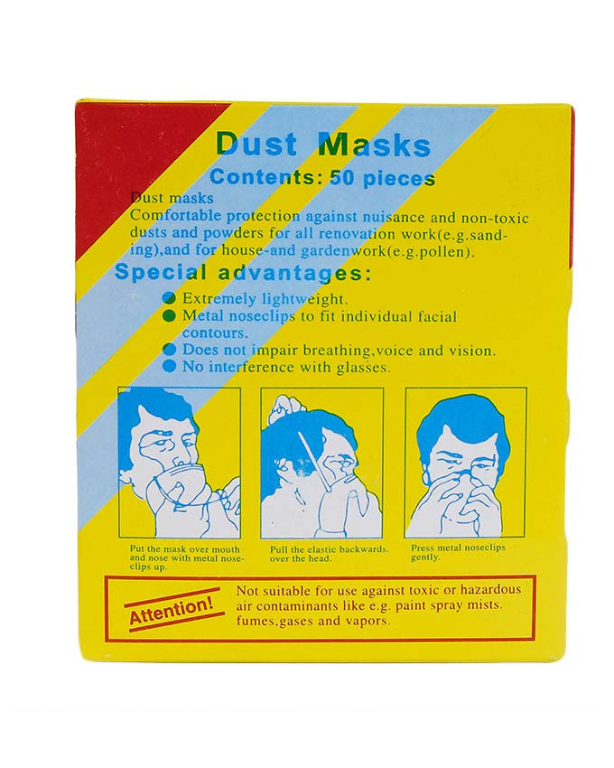 Dust Mask - Dolphin Stationers