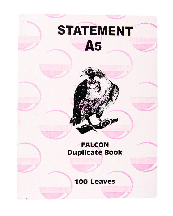 Duplicate Book A5 - Dolphin Stationers