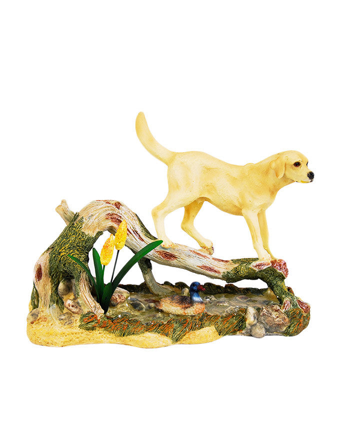 Dog on a Perch - Dolphin Stationers