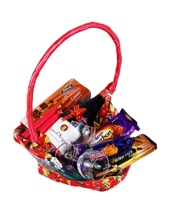 Christmas Gift Basket - Dolphin Stationers