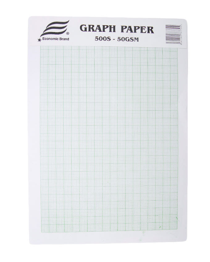 Graph Paper, A4 - Dolphin Stationers