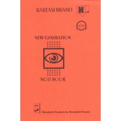 Note Book A5 Ref477 New Generaration - Dolphin Stationers