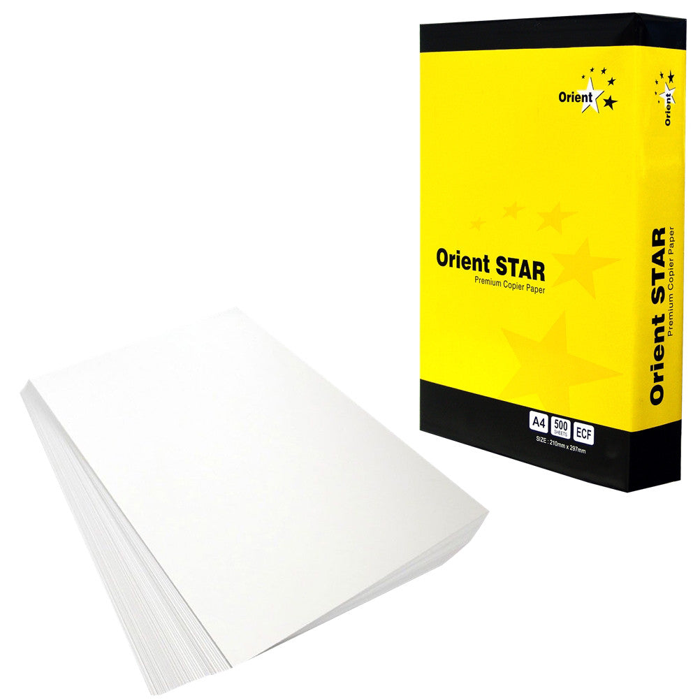 Copy Paper White A4 - Dolphin Stationers