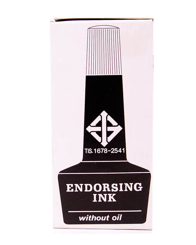 Stamp Pad Refill Ink - Dolphin Stationers