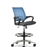 Ergonomic Secretarial Chair - Dolphin Stationers