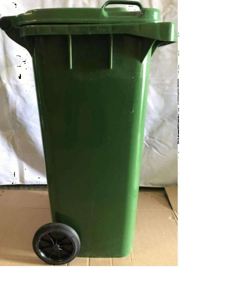 Garbage Wheel Bin - Dolphin Stationers
