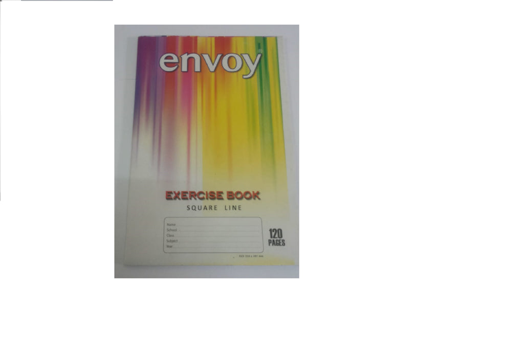 EXERCISE BOOK, 120 PAGES - Dolphin Stationers