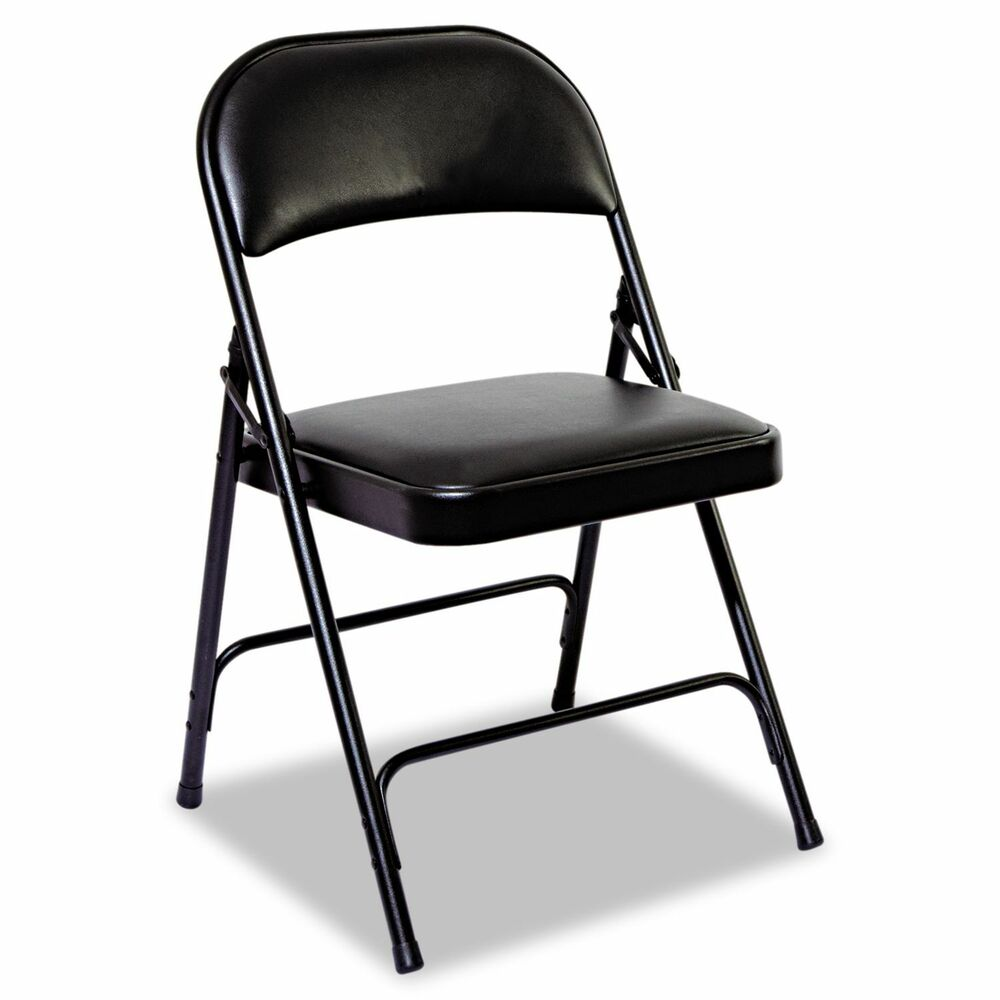 Folding Chair Black - Dolphin Stationers