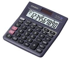 Casio Calculator MJ 100d Plus - Dolphin Stationers