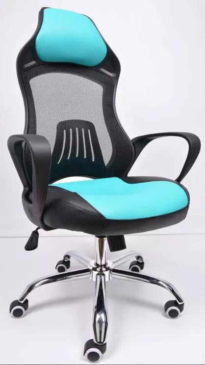 HIGH BACK  FABRIC CHAIR - Dolphin Stationers