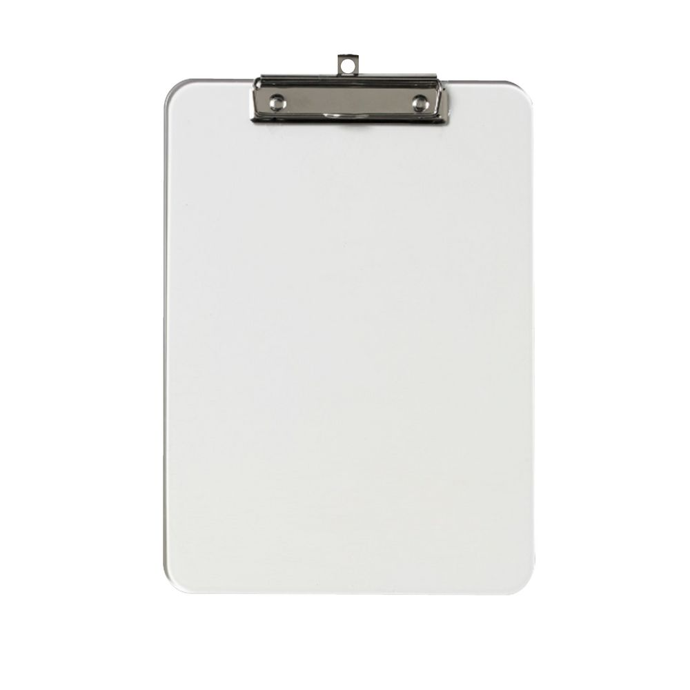 Transparent Clipboard - Dolphin Stationers