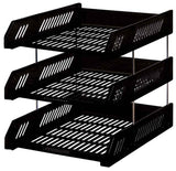 Office Tray 3set - Dolphin Stationers