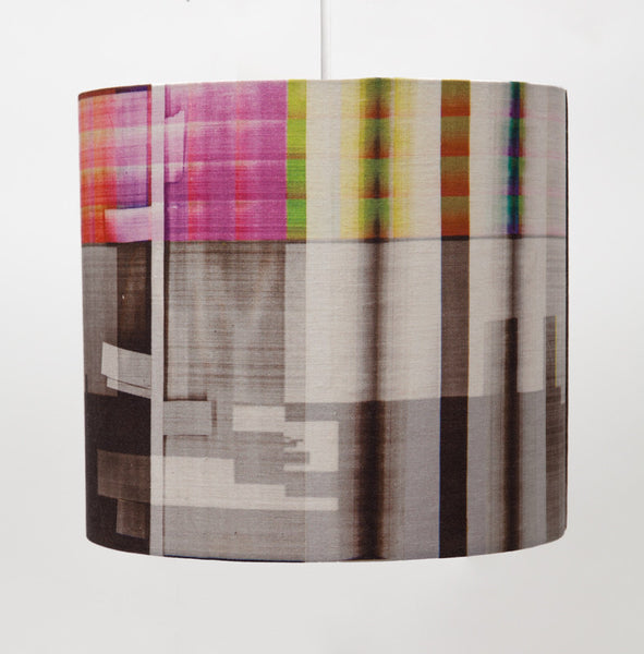 Colour Xerox Lampshade