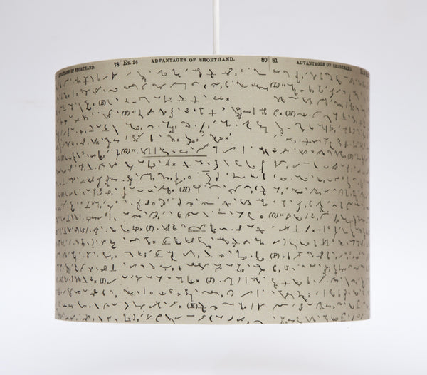Lampshades by Fabricated.design