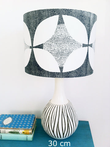 Paper Moon Lampshade