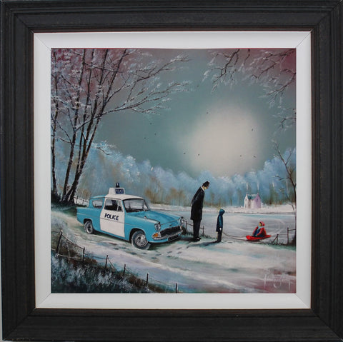 On Thin Ice SOLD