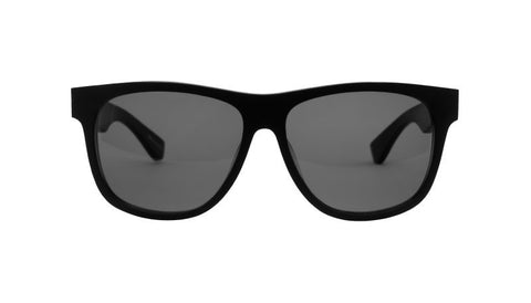 Filtrate Eyewear Calloway | Raw | BLACKOUT/ SMOKE LENS