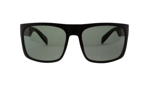 Filtrate Eyewear Sink XL | Injected | BLACK MATTE / GREY POLARIZED