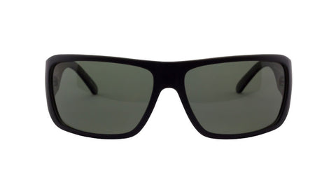 Filtrate Eyewear Tracer 2 | Injected | GLOSS BLACK/ GREY LENS Polarized