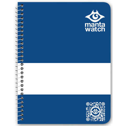 MantaWatch Notebook
