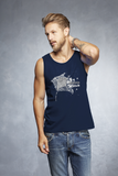 Manta Splash Mens Tank
