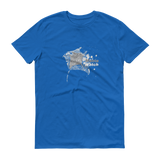 Manta Splash Mens T-Shirt
