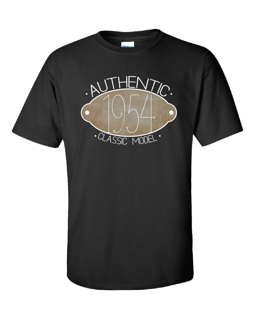 Birth Year Authentic Classic Model 1954-Ultracotton T Shirt