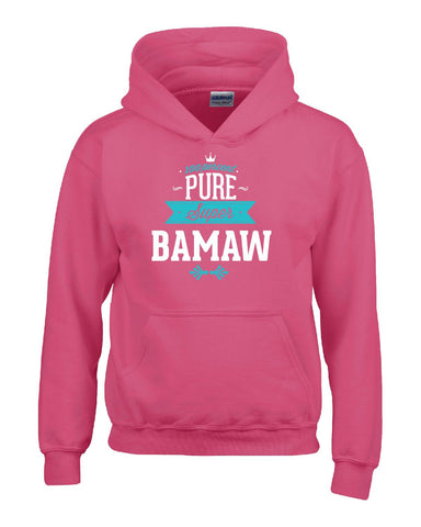 100 Percent Pure Super BAMAW - Hoodie feature