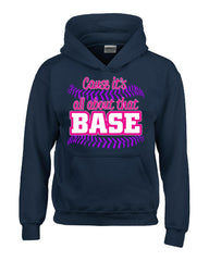 01 all about that base1 - Hoodie