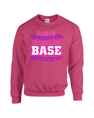 01 all about that base1 - Sweatshirt