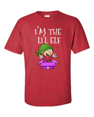 Im The Lil Elf Christmas - Unisex Tshirt