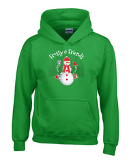 Frosty And Friends Christmas - Hoodie