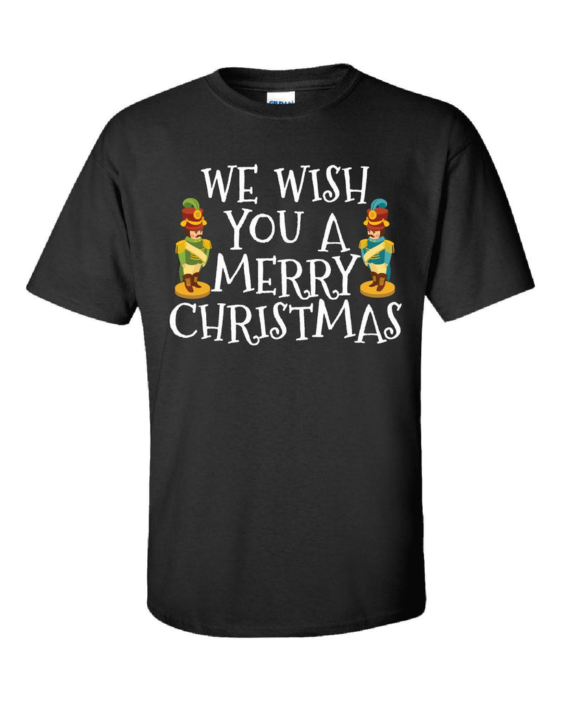 We Wish You A Merry Christmas - Unisex Tshirt