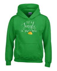 Put A Jingle In Your Bells Christmas - Hoodie