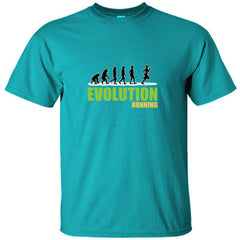RUNNING EVOLUTION GREAT SHIRT - Ultracotton T-Shirt