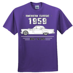 1959 American Classic - Built To Last - Ultra Cotton™ 100% Cotton T Shirt