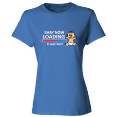 Bun In The Oven - Ladies' Cotton T-Shirt
